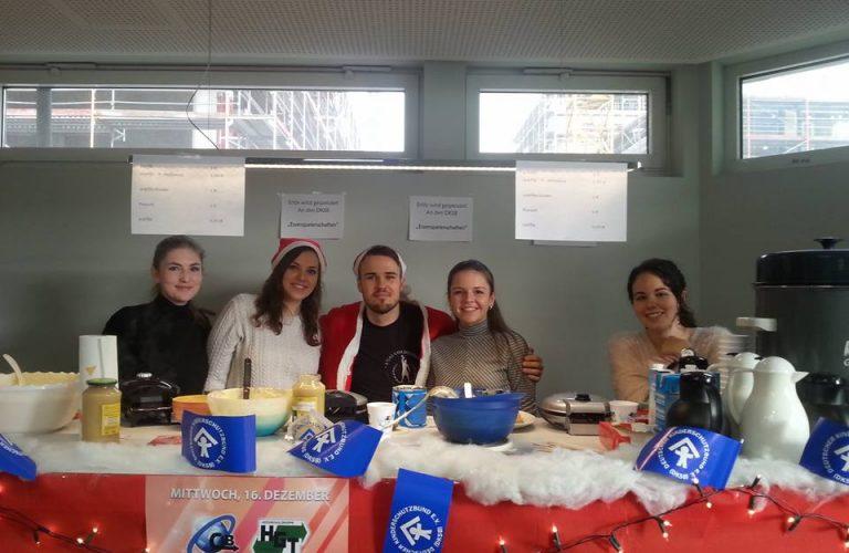 Spendenaktion Hochschule