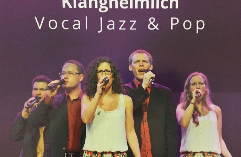 Workshop und Benefizkonzert mit der Vocalgroup Klangheimlich abgesagt