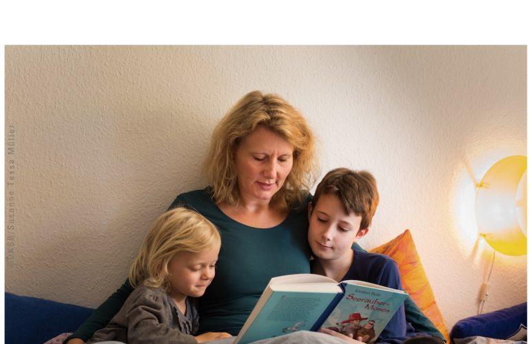 Ehrenamtliche Familienpatinnen und Familienpaten gesucht