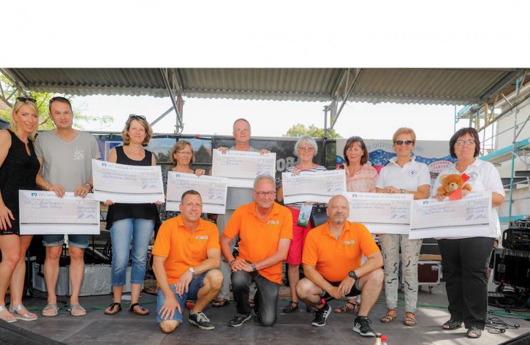 Kinderhilfsverein Neckarwestheim spendet 3.500 Euro