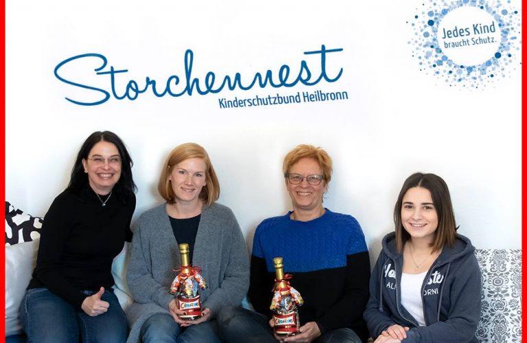 Weihnachtsspende Agentur Kindt und Projektentwicklung Schürlein