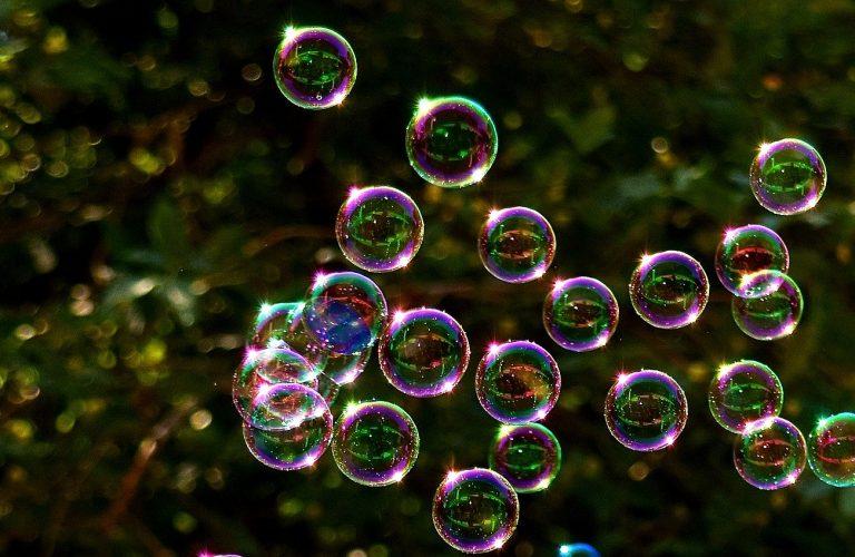 Bastelidee: Seifenblasen